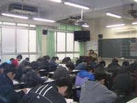 考場實況(教室)